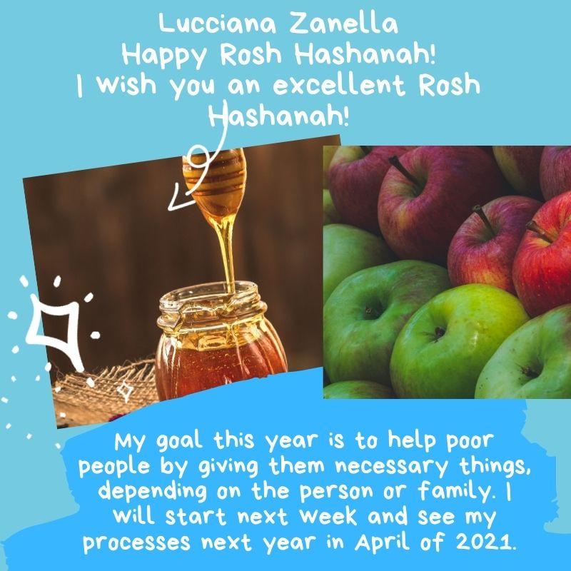 my postcard lucciana zanella